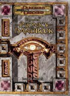 Expanded Psionics Handbook (3.5)