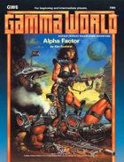 GW6: Alpha Factor