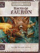 Races of Faerûn (3.5)