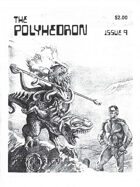 The Polyhedron Volume 2 #6 Issue 9