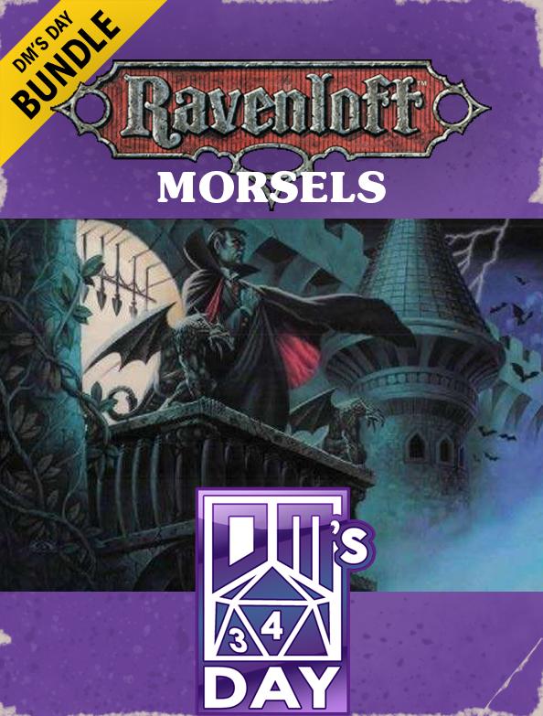 Bundle Ravenloft