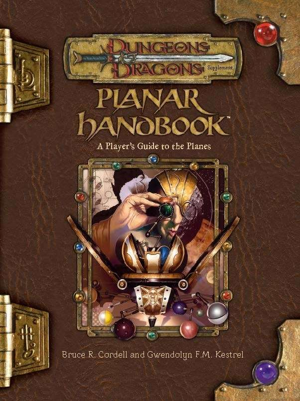 planar handbook 3 5 wizards of the coast dungeons dragons 3 x dungeons dragons 3 x. Black Bedroom Furniture Sets. Home Design Ideas