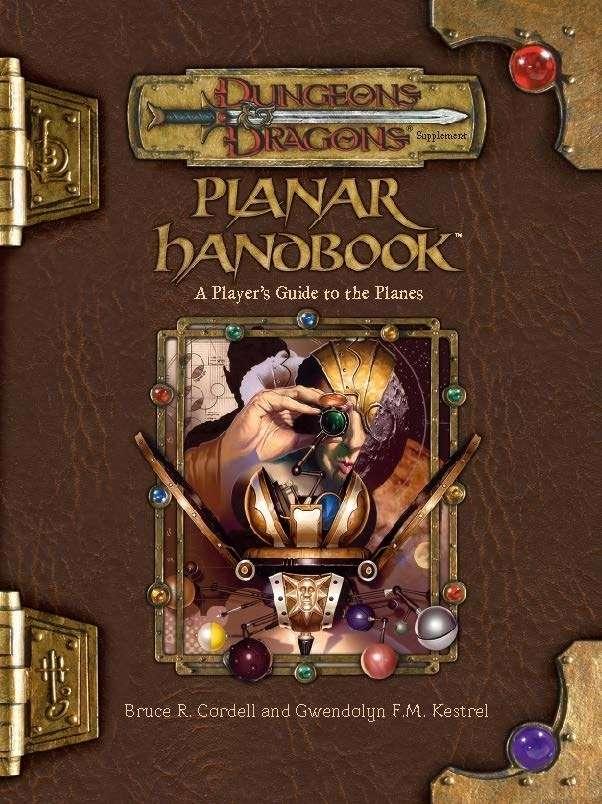 Planar Handbook Cover