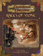Races of Stone (3.5)