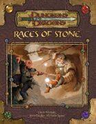 Races of Stone (3.5)