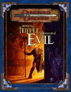 Return to the Temple of Elemental Evil (3e)