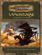 Sandstorm (3e)