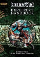 EBERRON Explorer's Handbook (3.5)