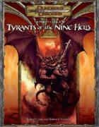 Fiendish Codex II: Tyrants of the Nine Hells (3.5)