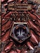 Monster Compendium: Monsters of Faerûn (3e)