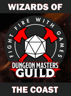 Fight Fire with Games - Wizards of the Coast [BUNDLE]