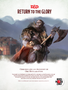 Return to the Glory (5e)