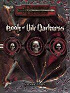 Book of Vile Darkness (3e)