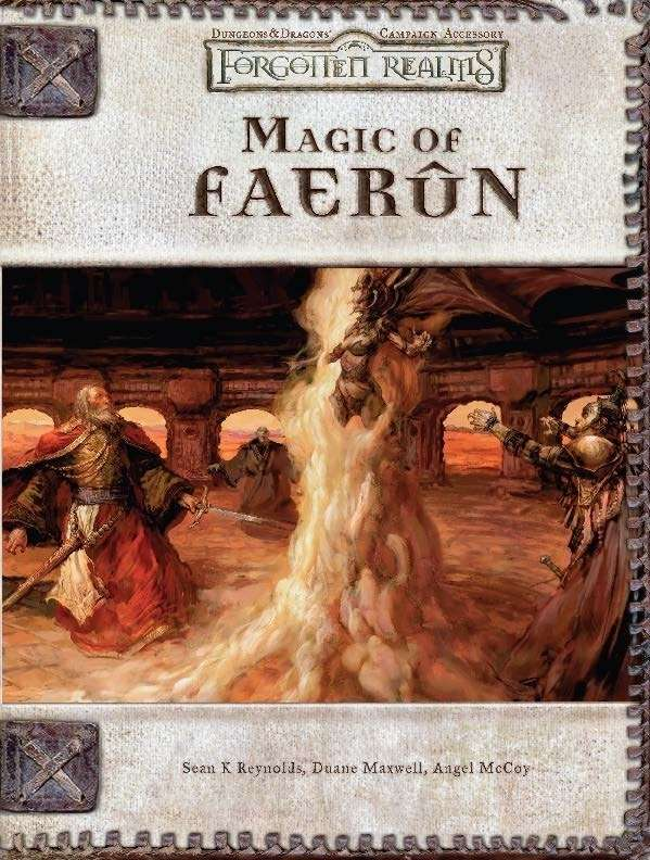 Magic of Faerûn (3e)
