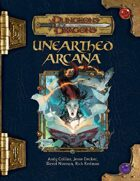 Unearthed Arcana (3.5)