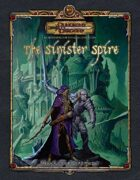 DD2 The Sinister Spire (3.5)