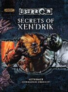 EBERRON: Secrets of Xen'Drik (3.5)
