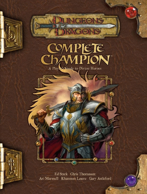 Complete Champion (3.5) - Wizards Of The Coast