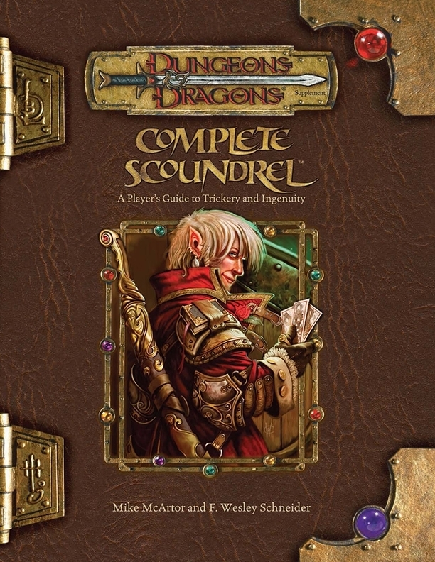 Dungeons And Dragons 3.5 Classes Pdf