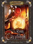 Expedition to the Ruins of Castle Greyhawk (3.5)