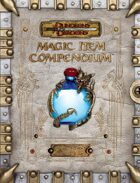 Magic Item Compendium (3.5)