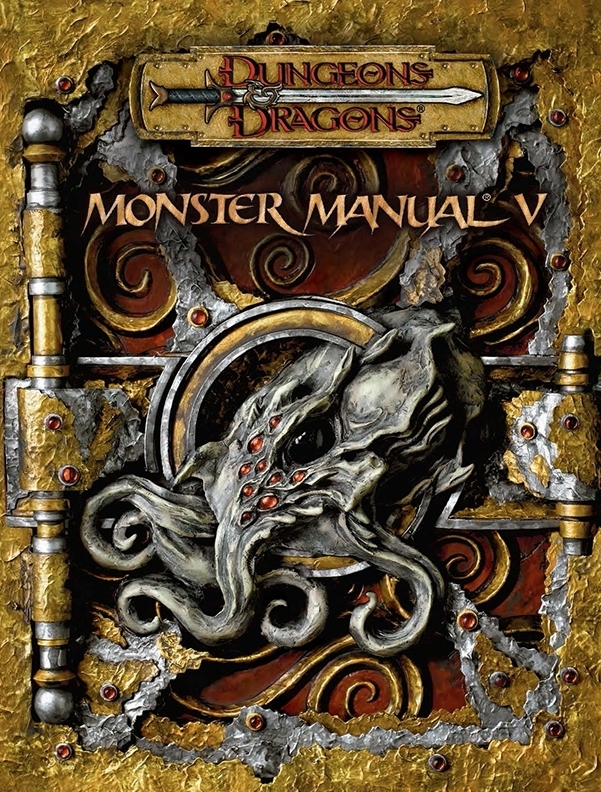 Monster manual: core rulebook iii v. 3. 5 (dungeons & dragons d20.