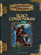 Rules Compendium (3.5)