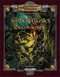 Shattered gates of slaughtergarde