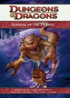 Manual of the Planes (4e)
