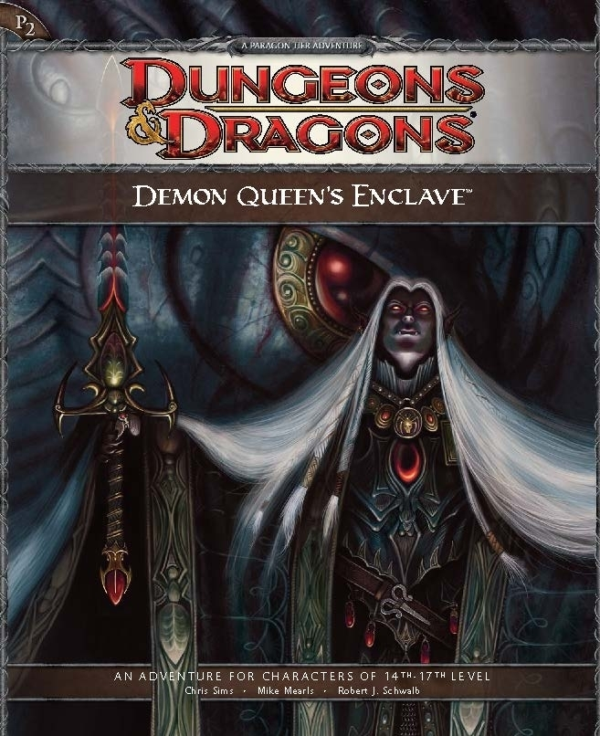 Cover of P2 Demon Queen's Enclave