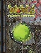 Gamma World Player's Handbook (GW 6e)