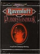 Ravenloft Player's Handbook (3.5)