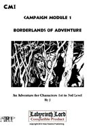 CM1 Borderlands of Adventure