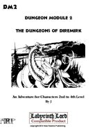 DM2 The Dungeons of Diremirk