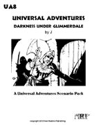 Universal Adventures Darkness Under Glimmerdale