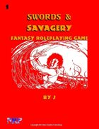Swords and Savagery Cover