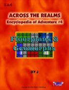 Across the Realms Encyclopedia of Adventure #4: Floorplans and Geomorphs