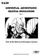 Universal Adventures Celestial Invocations