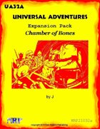 Universal Adventures Expansion Pack Chamber of Bones