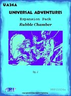 Universal Adventures Expansion Pack Rubble Chamber