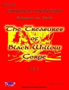 Universal Adventures The Treasures of Black Willow Gorge