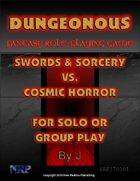 Dungeonous Cover