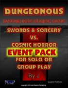 Dungeonous Event Pack