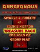 Dungeonous Treasure Pack