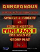 Dungeonous Event Pack II