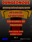 Dungeonous: Treasures of Thargos