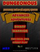 Dungeonous: Warrior