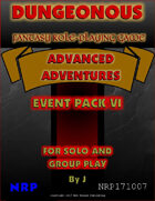 Dungeonous Event Pack VI
