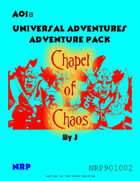 AO1a The Chapel of Chaos