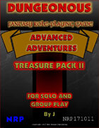 Dungeonous Treasure Pack II